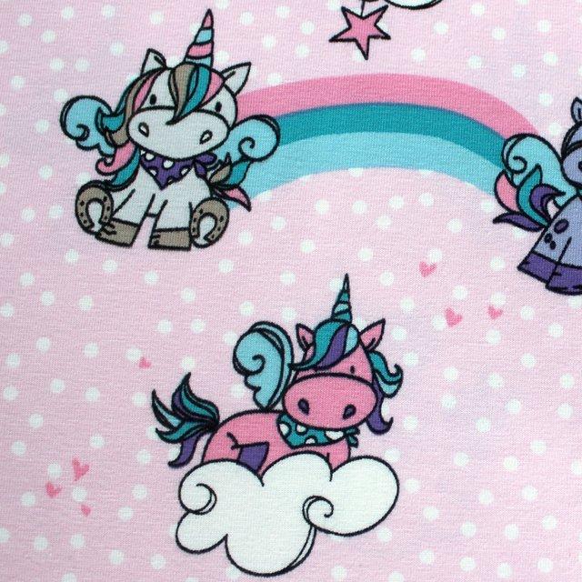 Biojersey Sweet Unicorns - Einhornalarm