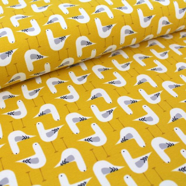 Biojersey Seagulls - senf