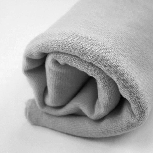 Biobündchen (hell)grau