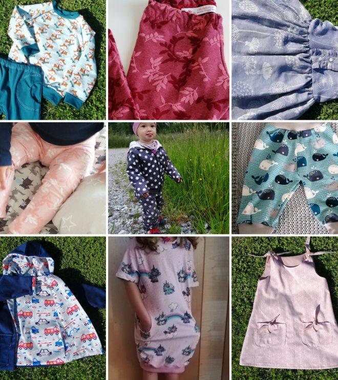 Kleidung und Accessoires für Baby's & Kinder