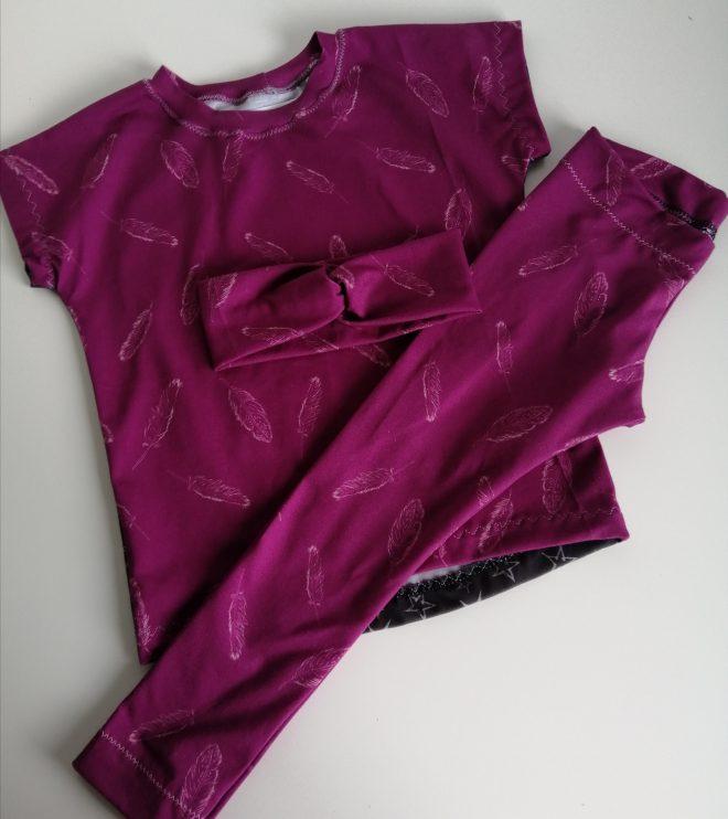 Shirt KURZARM ab Gr. 104 aus Biojersey für Jungs und Mädels - du gestaltest nach Herzenlust :-)