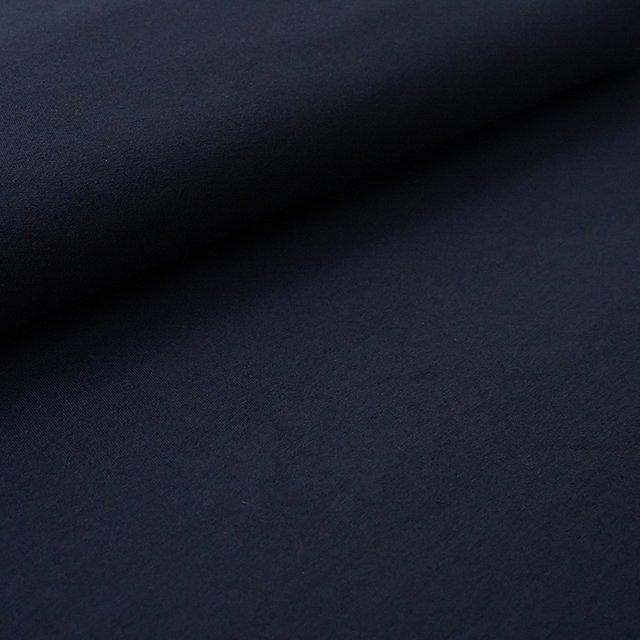 Biojersey uni - dark blue - dunkelblau
